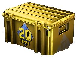 反恐精英20周年武器箱CS20 Case