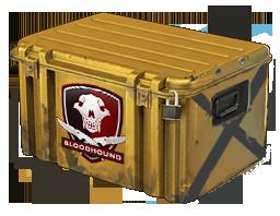 彎曲獵手武器箱Falchion Case