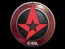 印花 | Astralis | 2019年卡托維茲錦標賽Sticker | Astralis | Katowice 2019