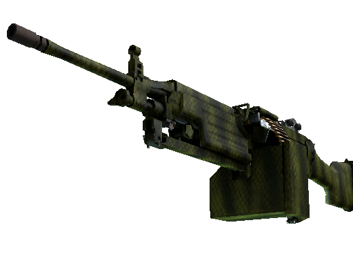 M249 | 鳄鱼网格 (崭新出厂)M249 | Gator Mesh (Factory New)