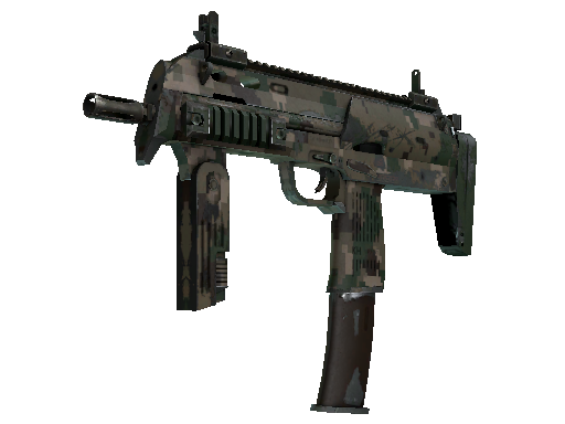 MP7 | 森林 DDPAT (破损不堪)MP7 | Forest DDPAT (Well-Worn)