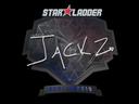 印花 | JaCkz | 2019年柏林锦标赛Sticker | JaCkz | Berlin 2019