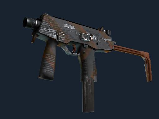 MP9 | 滑移 (破损不堪)MP9 | Slide (Well-Worn)
