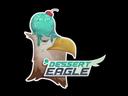 印花 | 沙漠之嘤Sticker | Dessert Eagle
