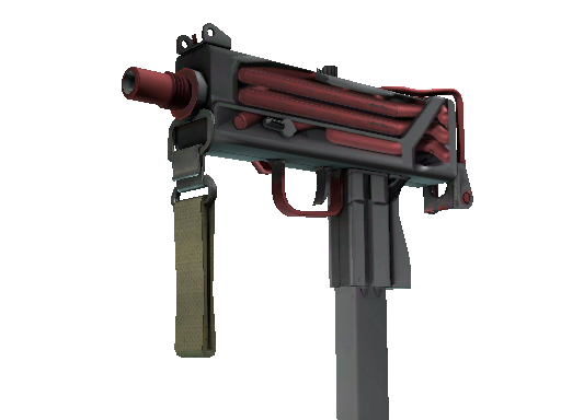 MAC-10 | 销声 (略有磨损)MAC-10 | Pipe Down (Minimal Wear)
