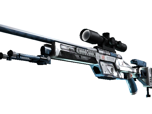 SSG 08 | 幽灵战士 (崭新出厂)SSG 08 | Ghost Crusader (Factory New)