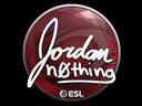 印花 | n0thing | 2019年卡托维兹锦标赛Sticker | n0thing | Katowice 2019