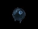 封装的涂鸦 | 八号球 (黛蓝)Sealed Graffiti | 8-Ball (Monarch Blue)
