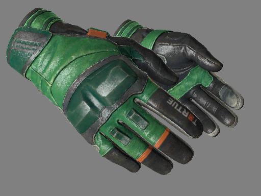 摩托手套(★) | 玳瑁 (久經沙場)★ Moto Gloves | Turtle (Field-Tested)