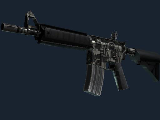 M4A4 | 主机 (崭新出厂)M4A4 | Mainframe (Factory New)