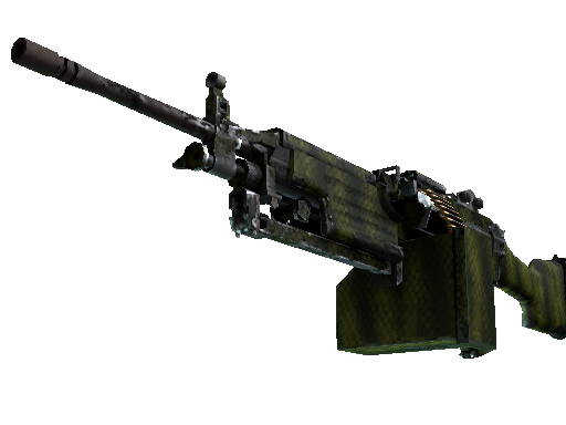 M249 | 鳄鱼网格 (久经沙场)M249 | Gator Mesh (Field-Tested)