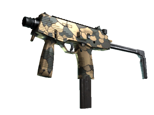 MP9(StatTrak™)   砂垢 (略有磨损)StatTrak™ MP9   Sand Scale (Minimal Wear)