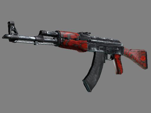 AK-47 | 红色层压板 (崭新出厂)AK-47 | Red Laminate (Factory New)