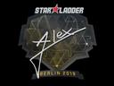 印花 | ALEX | 2019年柏林锦标赛Sticker | ALEX | Berlin 2019