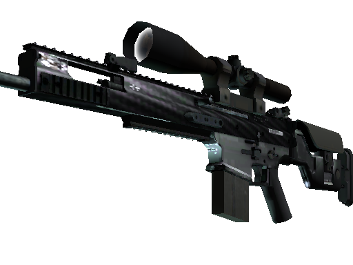 SCAR-20 | 碳素纤维 (崭新出厂)SCAR-20 | Carbon Fiber (Factory New)