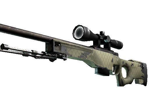 AWP | 狩獵網格 (久經沙場)AWP | Safari Mesh (Field-Tested)