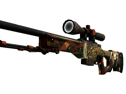 AWP | 死神 (略有磨损)AWP | Mortis (Minimal Wear)