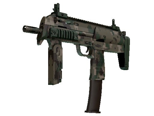 MP7 | 森林 DDPAT (略有磨损)MP7 | Forest DDPAT (Minimal Wear)