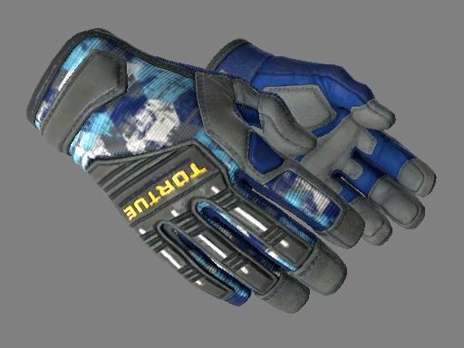 专业手套(★) | 大腕 (略有磨损)★ Specialist Gloves | Mogul (Minimal Wear)