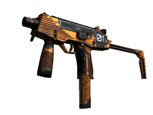 MP9 | 中度威胁 (久经沙场)MP9 | Modest Threat (Field-Tested)