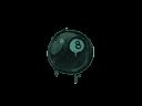 封装的涂鸦 | 八号球 (暗绿)Sealed Graffiti | 8-Ball (Frog Green)