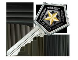 伽玛 2 号武器箱钥匙Gamma 2 Case Key