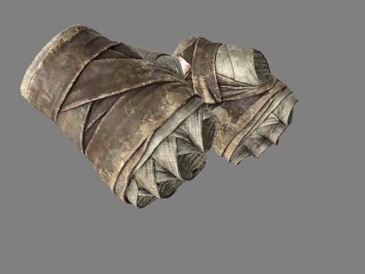 裹手(★) | 皮革 (战痕累累)★ Hand Wraps | Leather (Battle-Scarred)