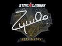 印花 | ZywOo | 2019年柏林锦标赛Sticker | ZywOo | Berlin 2019
