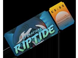 """激流大行动""通行证Operation Riptide Premium Pass"