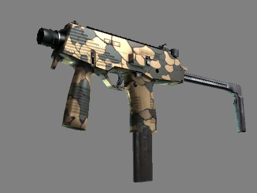 MP9   砂垢 (崭新出厂)MP9   Sand Scale (Factory New)
