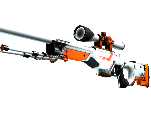 AWP(StatTrak?) | 二西莫夫 (久經沙場)StatTrak? AWP | Asiimov (Field-Tested)