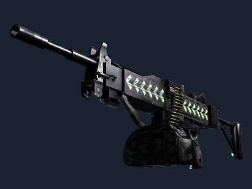 内格夫   飞羽 (崭新出厂)Negev   Ultralight (Factory New)
