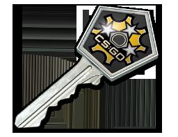 左轮武器箱钥匙Revolver Case Key