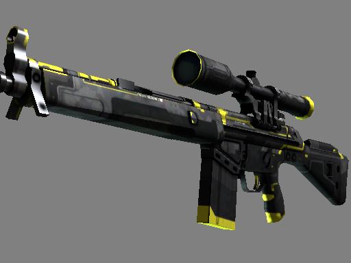 G3SG1 | 毒刺 (崭新出厂)G3SG1 | Stinger (Factory New)