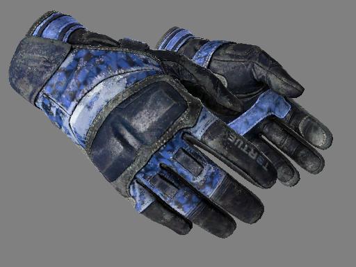 摩托手套(★) | 多邊形 (戰痕累累)★ Moto Gloves | Polygon (Battle-Scarred)