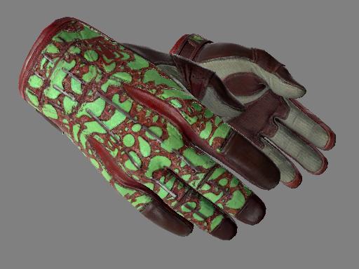 运动手套(★) | 青铜形态 (略有磨损)★ Sport Gloves | Bronze Morph (Minimal Wear)