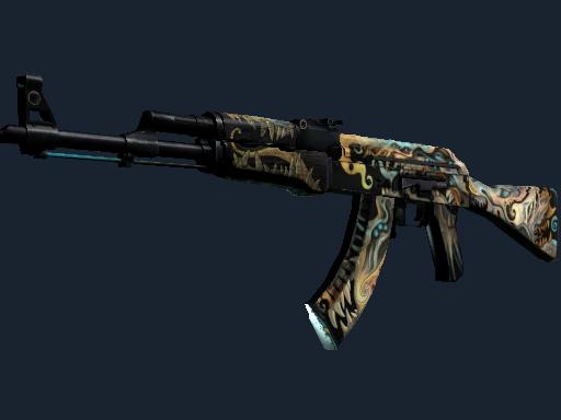 AK-47   幻影破坏者 (久经沙场)AK-47   Phantom Disruptor (Field-Tested)