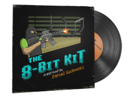 音乐盒 | Daniel Sadowski — 8 位音乐盒Music Kit | Daniel Sadowski, The 8-Bit Kit