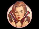 印花 | 玛丽埃塔Sticker | Merietta