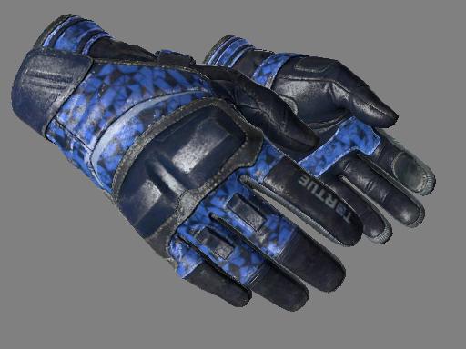 摩托手套(★) | 多邊形 (久經沙場)★ Moto Gloves | Polygon (Field-Tested)