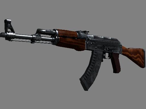 AK-47 | 卡特尔 (久经沙场)