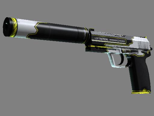 USP 消音版 | 力矩 (崭新出厂)USP-S | Torque (Factory New)