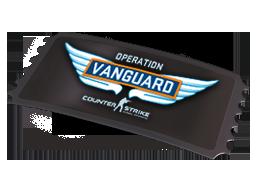 """""""先鋒大行動""""通行證Operation Vanguard Access Pass"""