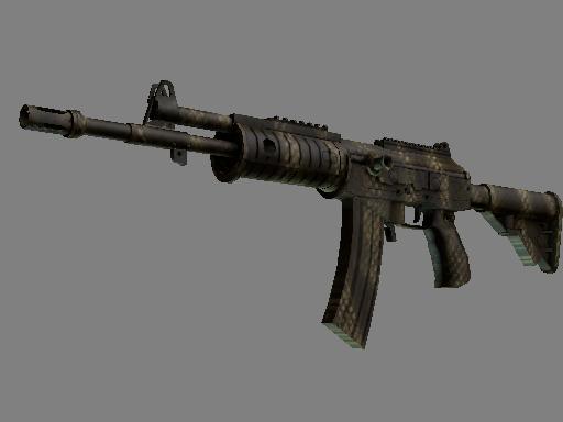 加利尔 AR(纪念品) | 隐蔽猎手 (崭新出厂)Souvenir Galil AR | Hunting Blind (Factory New)