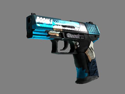 P2000(StatTrak™) | 手炮 (久经沙场)StatTrak™ P2000 | Handgun (Field-Tested)