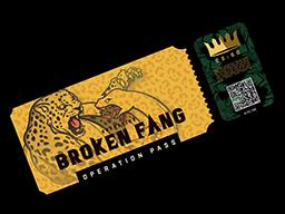 """狂牙大行动""通行证Operation Broken Fang Premium Pass"