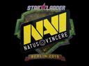 印花 | Natus Vincere(全息)| 2019年柏林锦标赛Sticker | Natus Vincere (Holo) | Berlin 2019