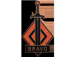 英勇胸章Bravo Pin