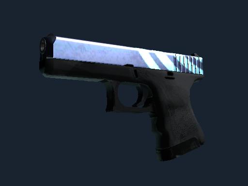 格洛克 18 型 | 远光灯 (略有磨损)Glock-18 | High Beam (Minimal Wear)