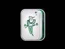 印花 | 麻将·幺鸡Sticker | Mahjong Rooster